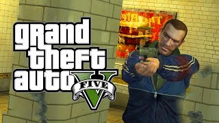 "GTA 5 DLC - Leaked Niko Bellic & Liberty City DLC On GTA 5 Online ! ""GTA 5 DLC"""