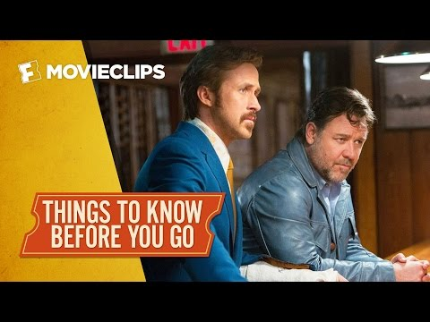 Shane Black's Things To Know Before Watching The Nice Guys (2016) HD