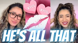 HE&#39S ALL THAT TIKTOK CHALLENGE TUTORIAL. HOW TO MAKE A TIKTOK TREND TUTORIAL. EASY TIKTOK TUTORIAL.
