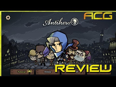 "AntiHero Review ""Buy, Wait for Sale, Rent, Never Touch?"""