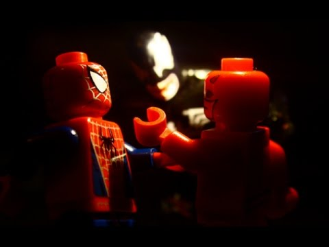 The Spectacular Lego Spider-Man (S2:EP3) The Devil and the Details
