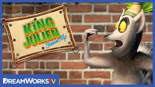 Talk To The Hand | KING JULIEN STAND UP