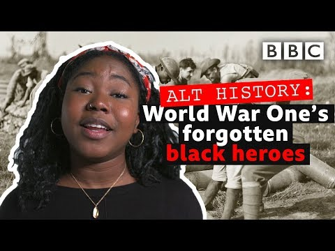 The untold story of WWI's forgotten black regiments | Alt History - BBC