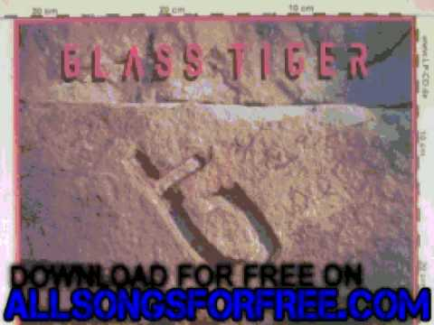glass tiger - Suffer in Silence - Diamond Sun