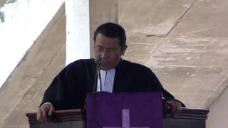 Kotbah Minggu Adven I, Minggu 1 Desember 2013 di HKBP Serpong.