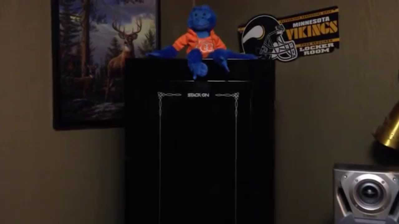 Stack-On 18-Gun Steel Security Cabinet Review - YouTube