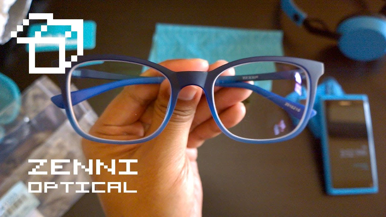 5fe006dd30 New Glasses from Zenni Optical  SunglassesDay - YouTube