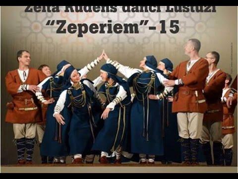 1.daļa, Zelta Rudens Danči Lustūzī - Zeperiem 15 - Koncerts, 28.11.2015