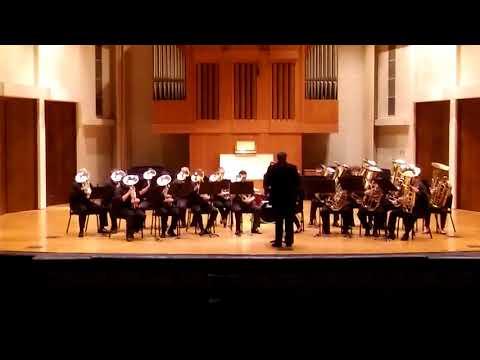 MTSU Brass Chamber Ensembles