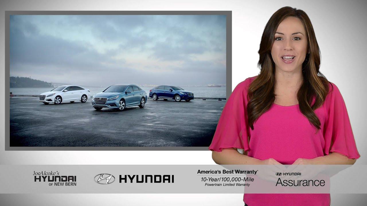 Hyundai Of New Bern January Special