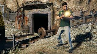 ROBO EN LA CUEVA SECRETA - DLC TRAFICO DE ARMAS (GUNRUNNING) - GTA V ONLINE