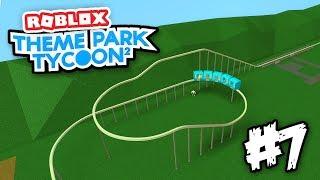 LONGEST MONORAIL EVER - Roblox Themenpark Tycoon 2 #7