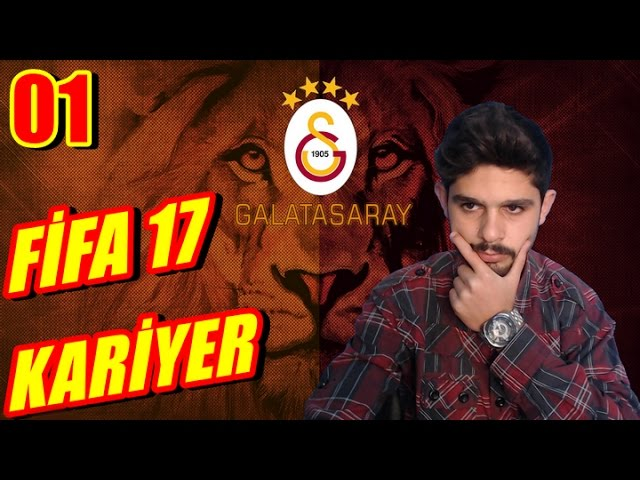 Ba?l?yoruz! - F?FA 17 - Galatasaray Kariyeri - Bölüm 1 [Türkçe] PC (1080p)