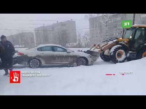 Смертельное ДТП на трассе Челябинск Уфа  Лоб в лоб столкнулись КамАЗ и Lexus