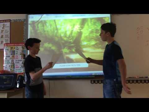 Readers theatre dinosaur land
