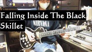 Falling Inside The Black - Skillet - Guitar cover
