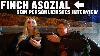 FINCH ASOZIAL IN SEÏNEM PERSÖNLICHSTEN INTERVIEW! | LUCY CAT