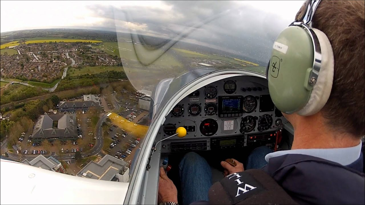 Vans Rv4 First Flight With Aircraft Youtube