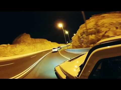 360 video Best Driving Road in DUBAI