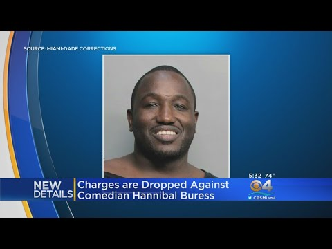 Prosecutors Drop Charge Against Comedian Hannibal Buress