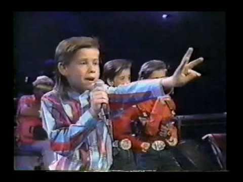 The Moffatts - Children Go (1993)