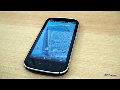 HTC Amaze 4G Review - BWOne.com