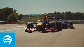 Full Speed/Red Bull Racing | AT&T