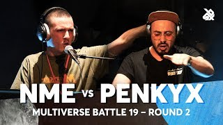 NME vs PENKYX | Multiverse Beatbox Battle 2019 | 2nd Round