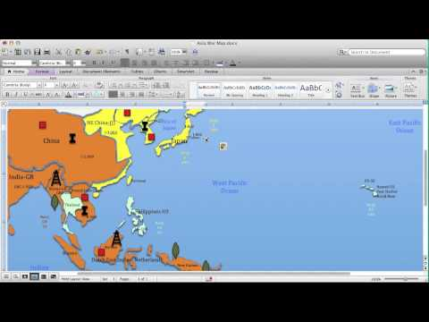 World War Two Simulation Lesson Plan: Pacific Battle Example