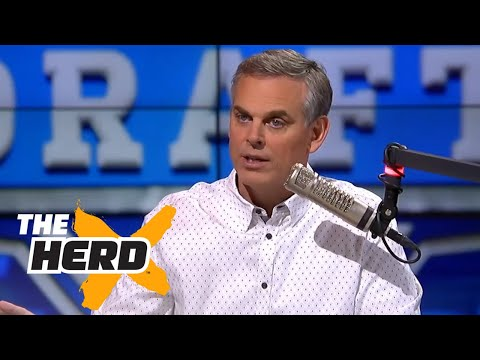 2017 NFL Draft - Which team added the most value? | THE HERD