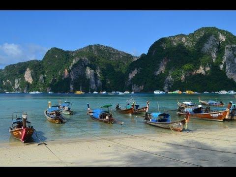 Thailand Islands: Phi Phi Islands