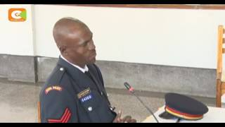Police officer narrates how NPSC chairman was flagged down for speeding
