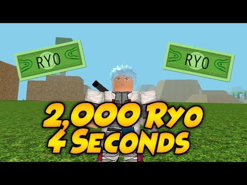 how-to-get-2,000-ryo-in-4-seconds-in-naruto-rpg:beyond-|-roblox
