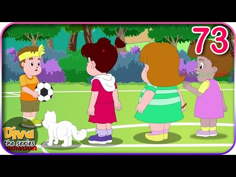 Seri Diva | Eps 73 Tomi Pindah - Part 2 | Diva The Series Official