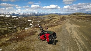 Cycling Norway - Bergen to Trondheim