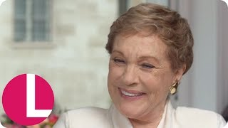 Subscribe now for more! http://bit.ly/1kya9svscreen legend dame julie andrews catches up with lorraine to talk about her new book 'home work' which daugh...