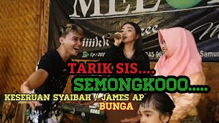 Download BUNGA  by syaibah saufa with james ap LIVE tarik sis semongko