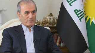 """""""J'ai lutté toute ma vie pour un Kurdistan indépendant"""""""