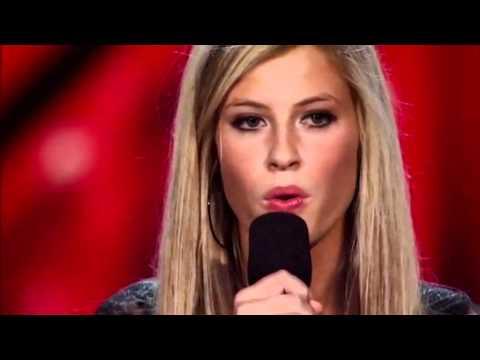 Cari Fletcher - Alone (Audition - The X Factor USA 2011)