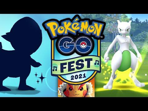 Pokémon GO Fest 2021! Neue Shinys per Herausforderung freispielen | Pokémon GO Deutsch #1702