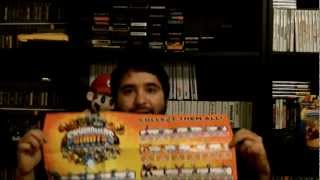 Skylanders Central - Skylanders Giants Portal Owners Pack Unboxing | 8-Bit Eric