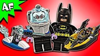 Lego Juniors Batman vs Mr. Freeze 10737 Speed Build