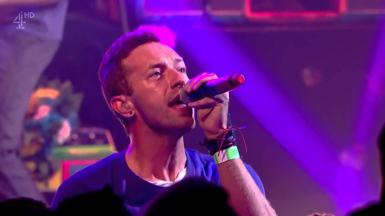Coldplay - Adventure Of A Lifetime (Live)