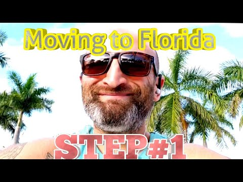 Moving to Florida | STEP#1