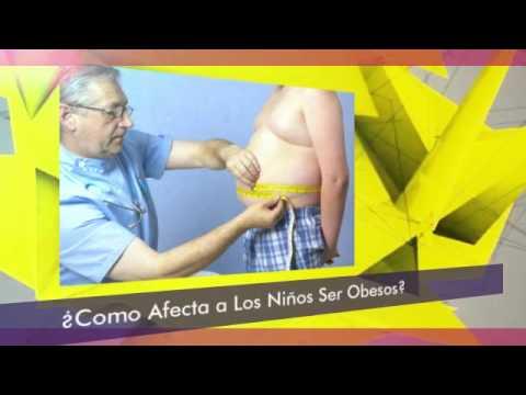 Causas Y Consecuencias De La Obesidad Infantil - YouTube