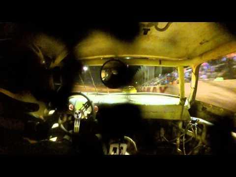 Harris Speedway   6-7-15   Pure Stock   Mitch