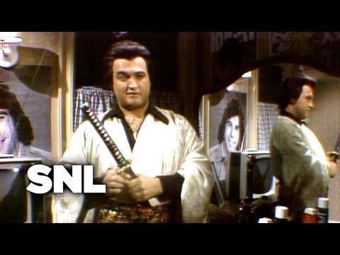 Samurai Night Fever - Saturday Night Live