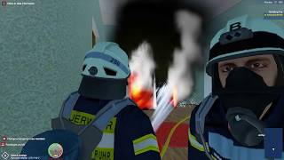 Emergency Call 112 – Iceland Firefighters to House Fire! 4K