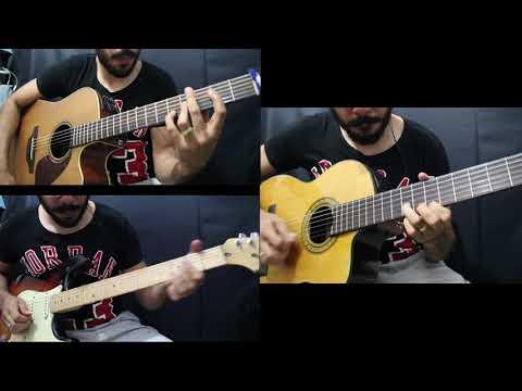 JP Oira  Ciumeira  Violão Cover  Marília Mendonça