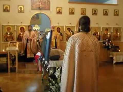 Memory Eternal - Orthodox Memorial Hymn